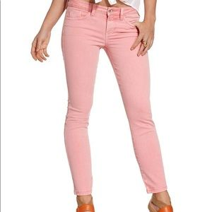 Guess pink jeans